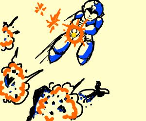 Badass Megaman