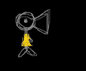 Unown wears yellow t shirt