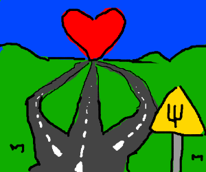 All roads lead to love