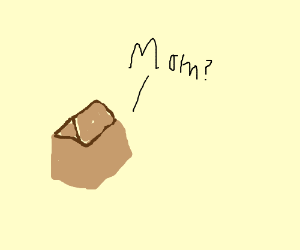 boxman wants his mom