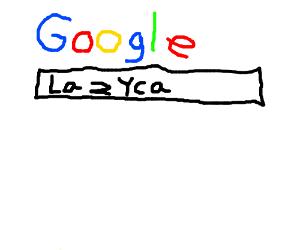 "google search ""lazyca"""