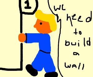 Trump brings back the last panel