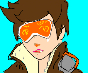Tracer: Don't worry loves!