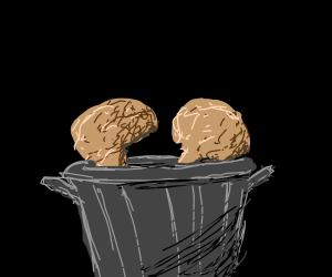 my ideas are trash