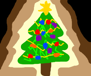 animated christmas tree for desktop - Animated Christmas Tree