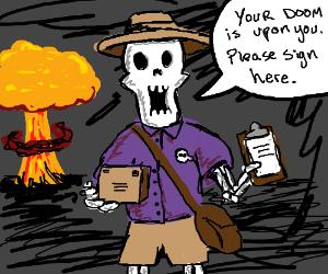 Postman of the Apocalypse