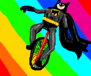 Here come dat Batman o shiz waddup