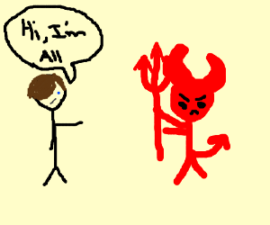 All meets The Devil