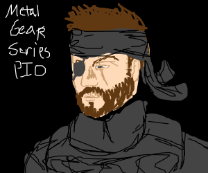 Metal Gear series PIO