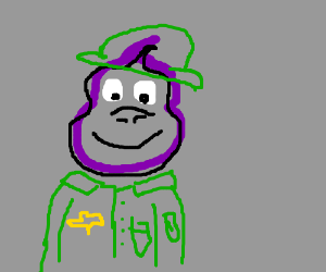 Bonzi Buddy but he's in the military
