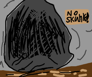 no skunks allowed in the cave