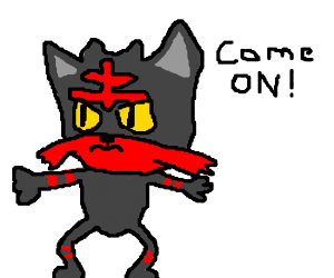Litten encourages team