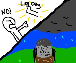 Rip LegDay