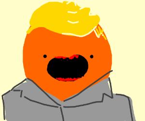 Trump has no teeth