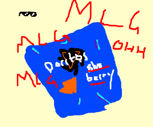 Blueberry Doritos 10x Moar MLG
