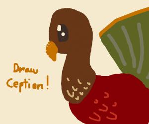 Drawception Thanksgiving