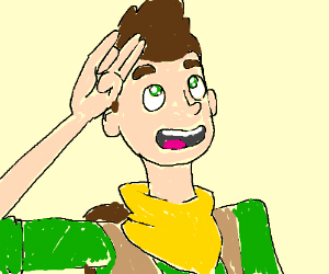David (Camp Camp [Roosterteeth])