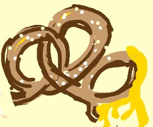 pretzel gone horribly wrong