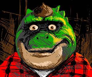 Earl Sinclair (90s Dinosaurs series)