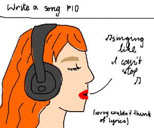 WubWub WUbwUbWuB WUUUB (write a song PIO?)