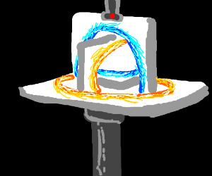 Infinite Portal Loop