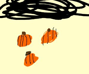 pumpkin storm