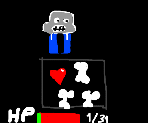 Sans vs frisk game 2 player