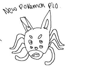 New Pokemon PIO (Ronald McDonald as pikachu)