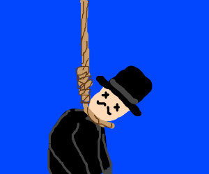 Dapper Hanged Man