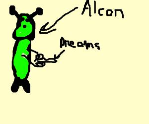 Alcor the Dreambender (GF Transcendence AU)