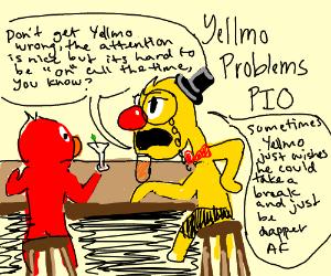 Yellmo problems (PIO)