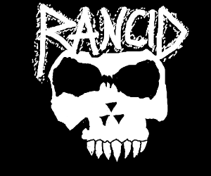 Rancid skull and bones