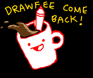 Drawfee needs to come back