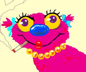 Elmo's weird cousin, Phillis