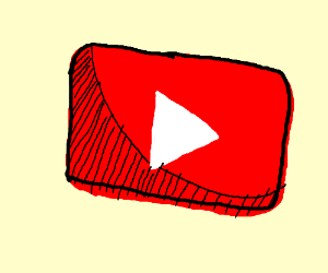 Youtube Play Button Drawing By Ladgames Drawception