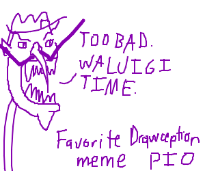 Fav Drawception Meme PIO