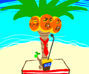 Exeggutor makes Alola great again