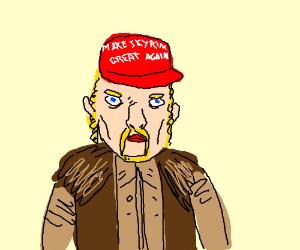 Ulfric Stormcloak for President 2016
