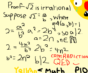 Complex math is better than Yellmo PIO