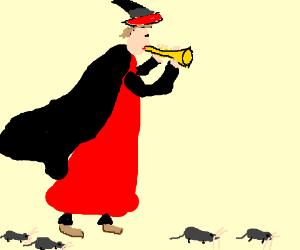 Rattenfanger(Mondaiji)
