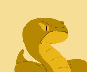 Anger-Snake