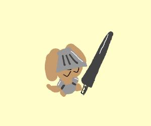 Puppy Knight