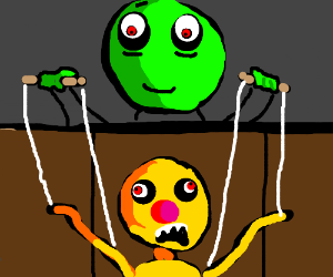 Salad Fingers was controlling Yellmo all along