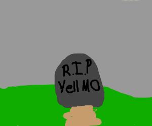 Yellmo's grave