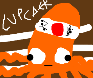 cupcakeopus