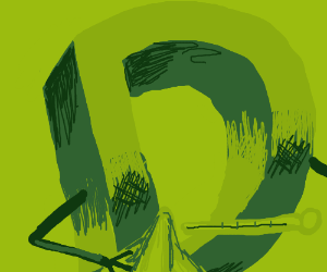 Poor drawception logo, cough cough