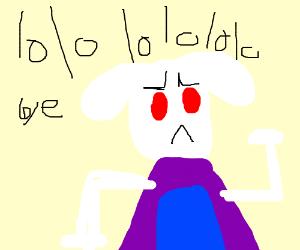 Evil Toriel