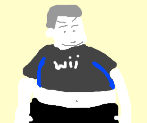 Wii Not Fit Trainer