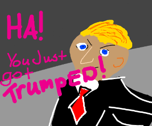 the new mtv show : TRUMPED!!!!1