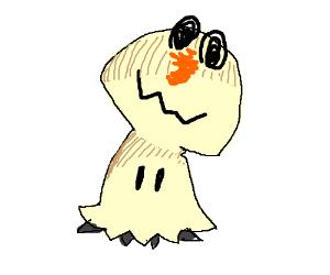 Mimikyu Elmo